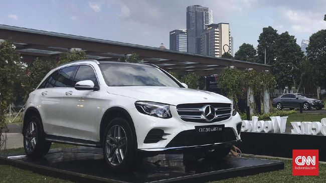 Mercedes-Benz Indonesia: Orang Kaya Tetap Cari Mobil Irit BBM