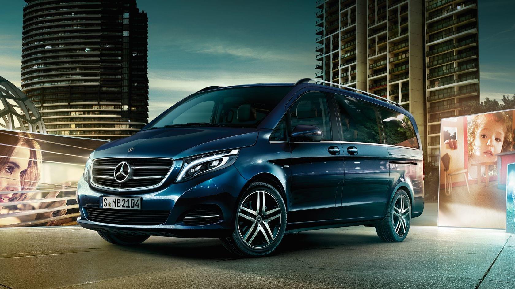 Showroom Mercedes Benz Jakarta