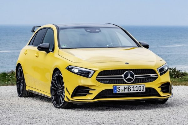 Mercedes Benz AMG A 35 4 MATIC