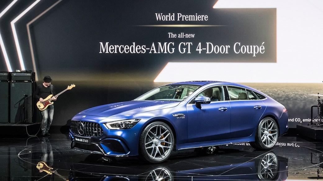 Mercedes-Benz AMG GT 53 4MATIC+
