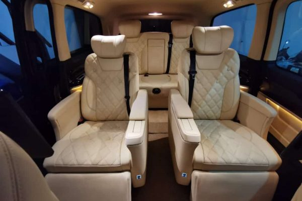 Mercedes Benz Vito Tourer Lombardi Bisnis