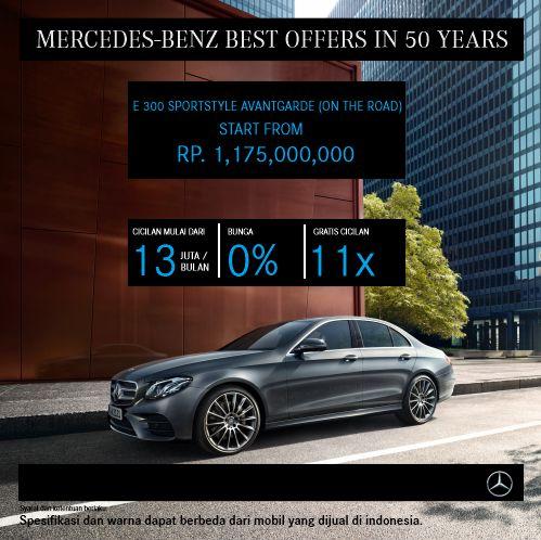 Harga Promo Mercedes-Benz 081298927411